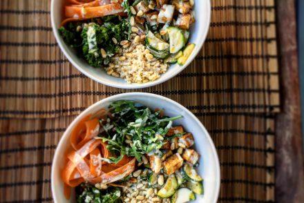 Bild Kale Bowl