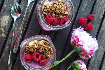 Bild Frozen Fruit Bowl