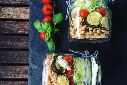 """Bild Lunch-Glas """"Mediterranean Style"""""""