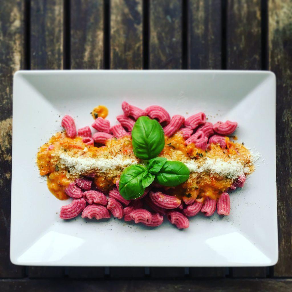 Bild Philips Pastamaker Pink Pasta