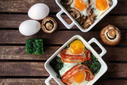 Bild Hangover Frühstück