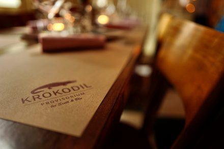 Restaurant Krokodil Provisorium Zürich