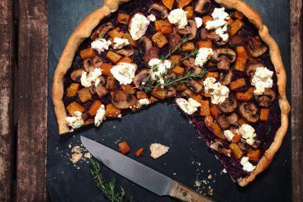 Bild Herbstliche Gemüse-Tarte