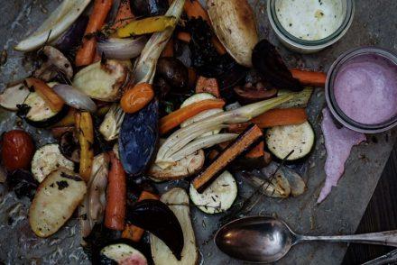 Bild Herbstliches Ofengemüse