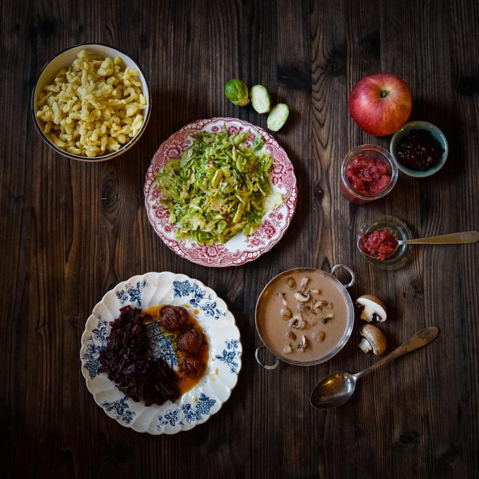 beilagensalate am vortag zubereiten